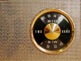 Radio dial